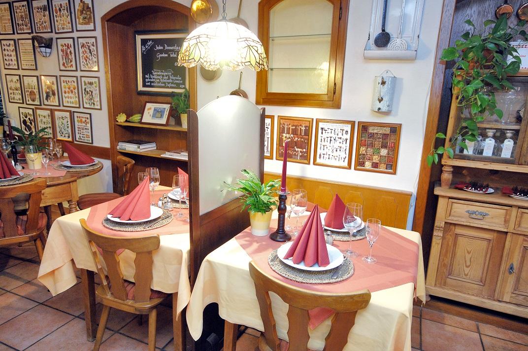 Hotel Restaurant Dalberg Sankt Martin